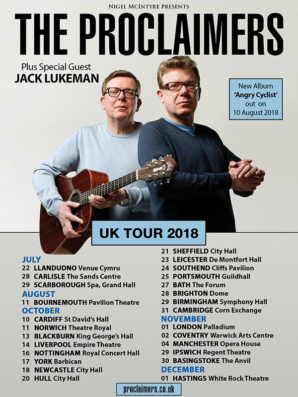 UK TOUR 2018