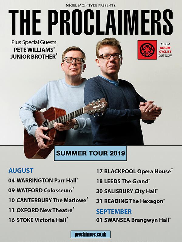 SUMMER TOUR 2019