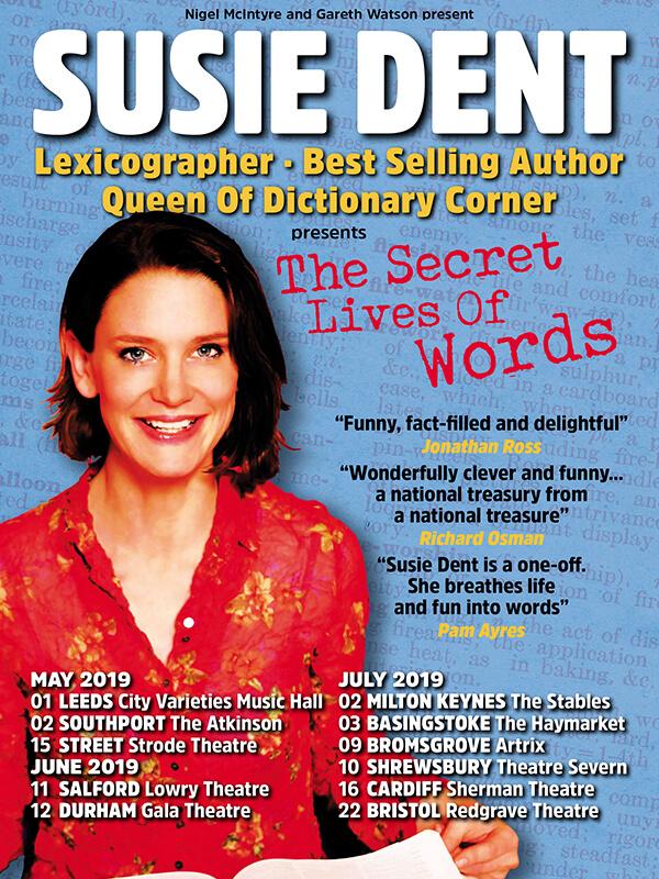 THE SECRET LIVES OF WORDS